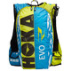 Hoka One One Evo R Backpack cyan / white / citrus